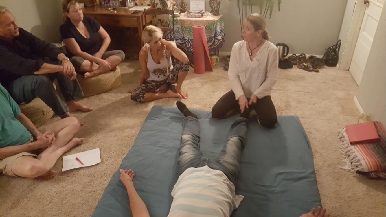 SomaVeda® Taste of Thai Yoga Massage Demonstration August 29th, 2017