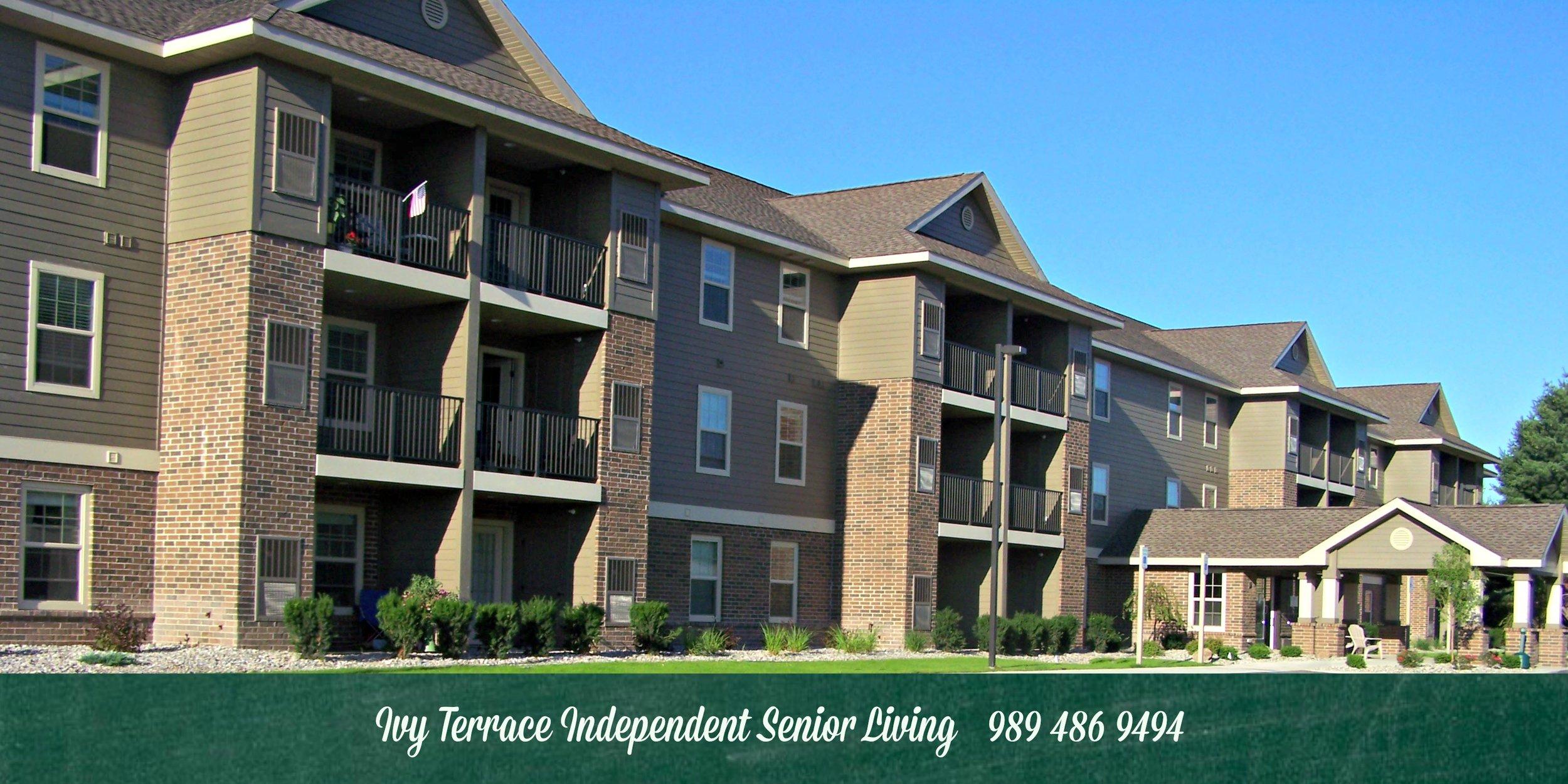 Ivy Terrace Independent Senior Residences Midland MI