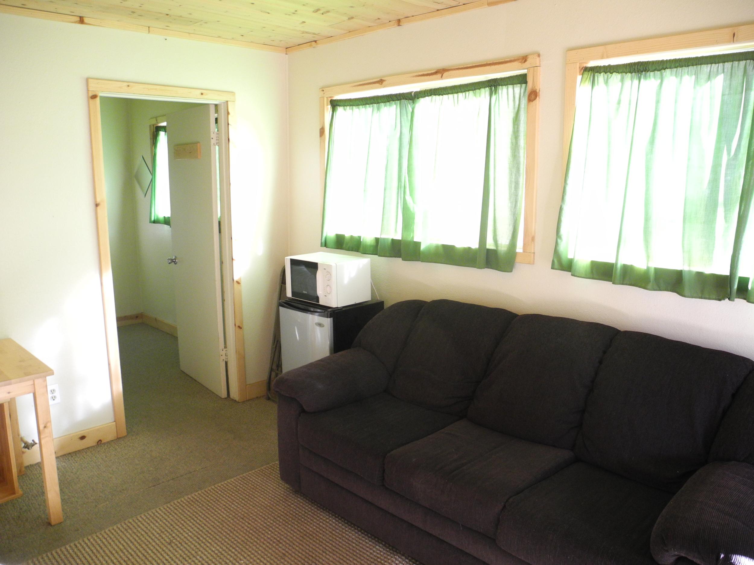 VIP Cabin 6 Interior