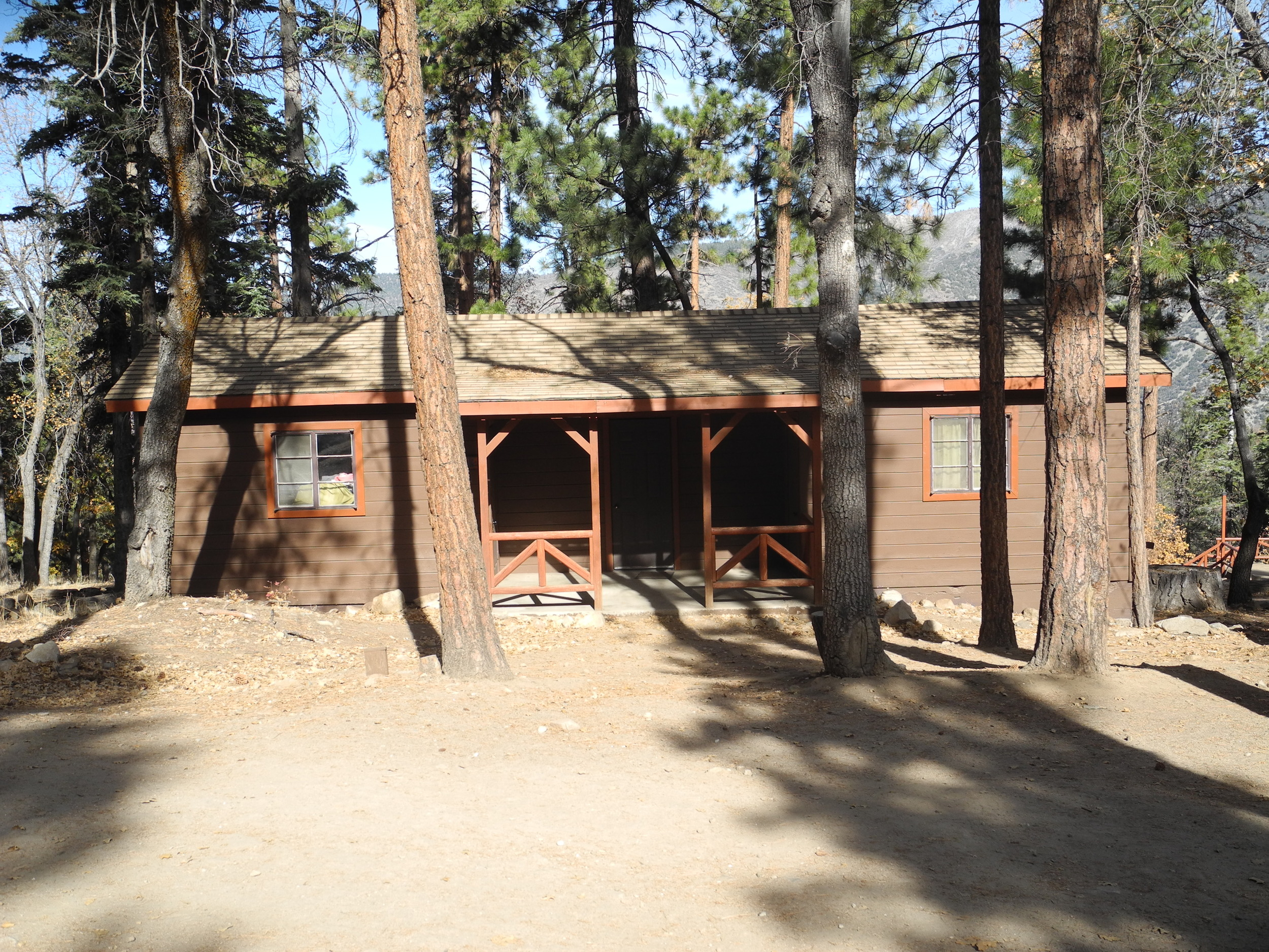 Cabin 11 Exterior