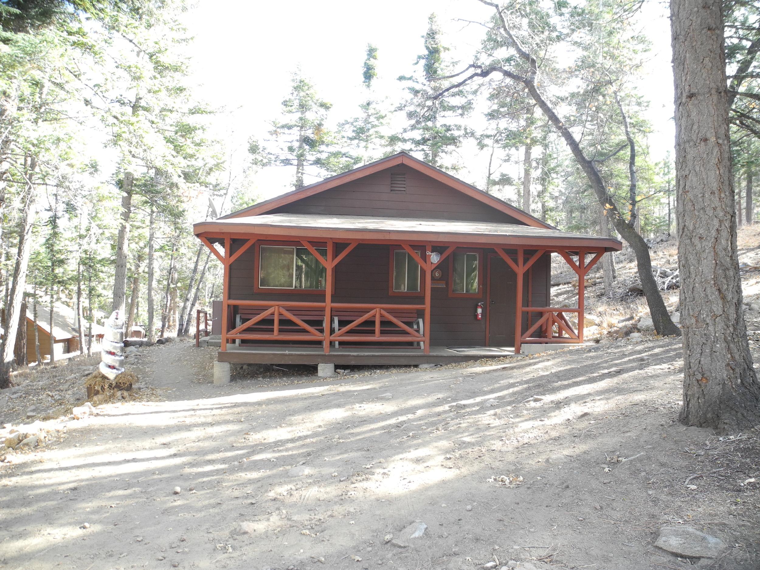 VIP Cabin 6 Exterior
