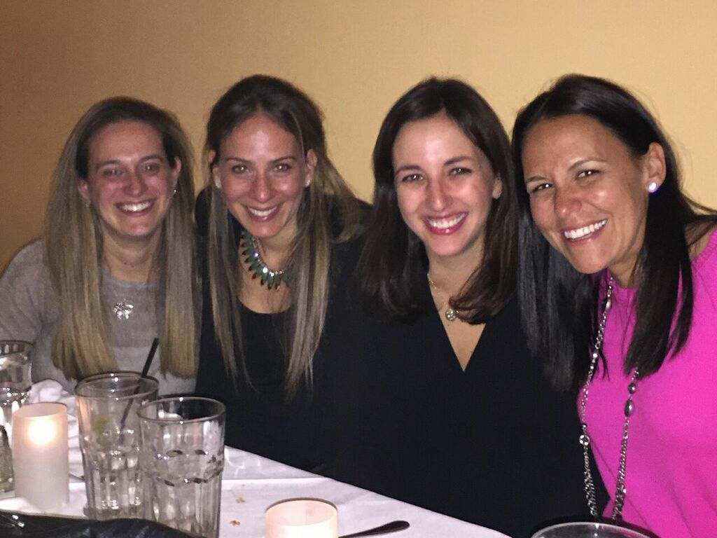 Beth, Sara, Dori and Stacy