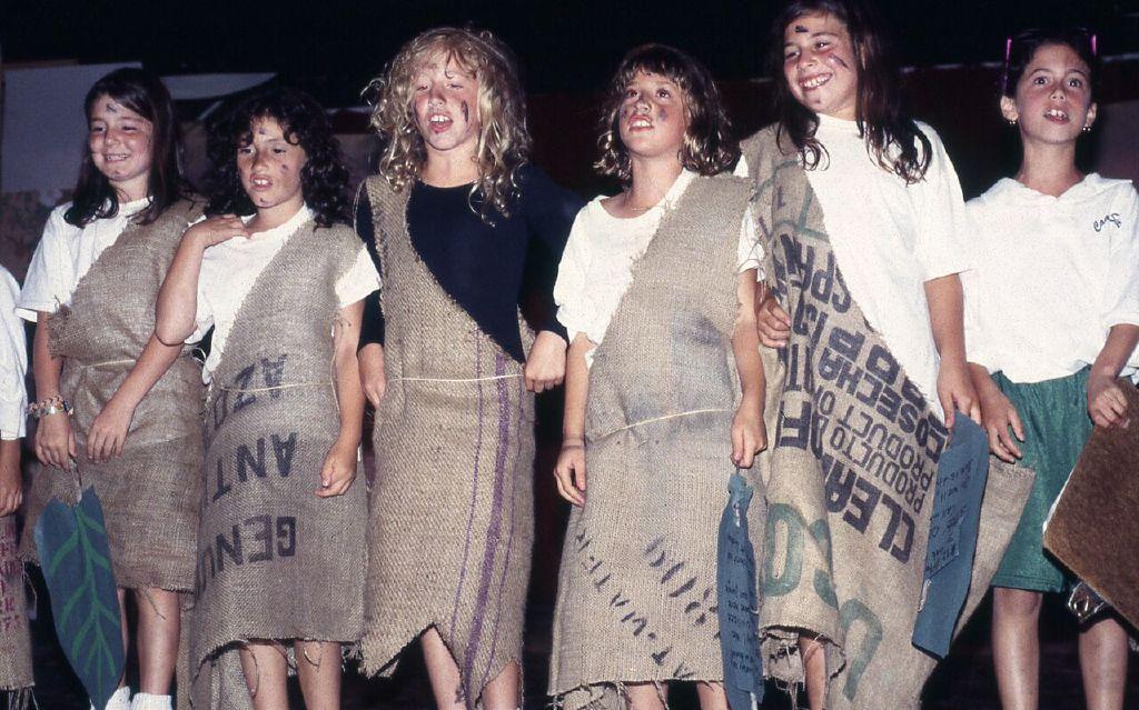 Jinters duringthe Girls Sing