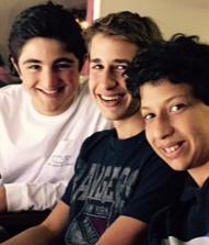 Simon, Bryan, and Ryan