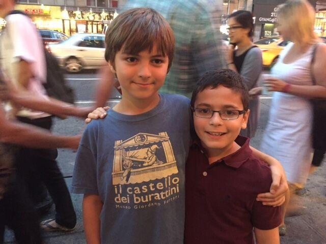 Irwin and Jack