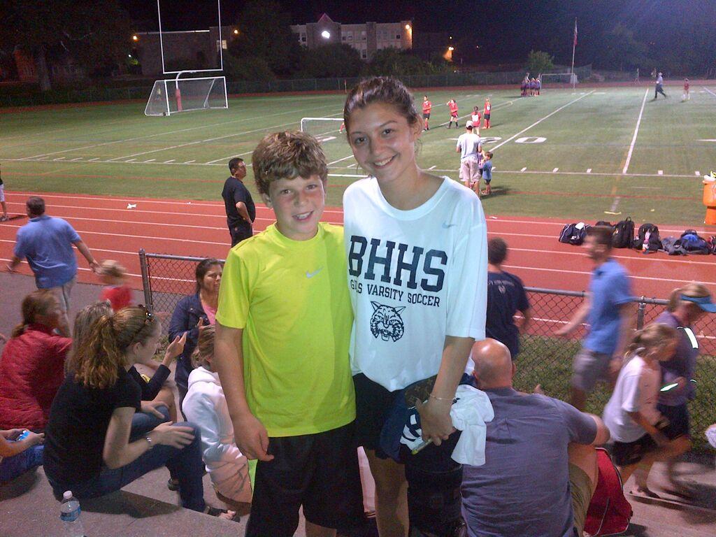 Tyler and Jamie