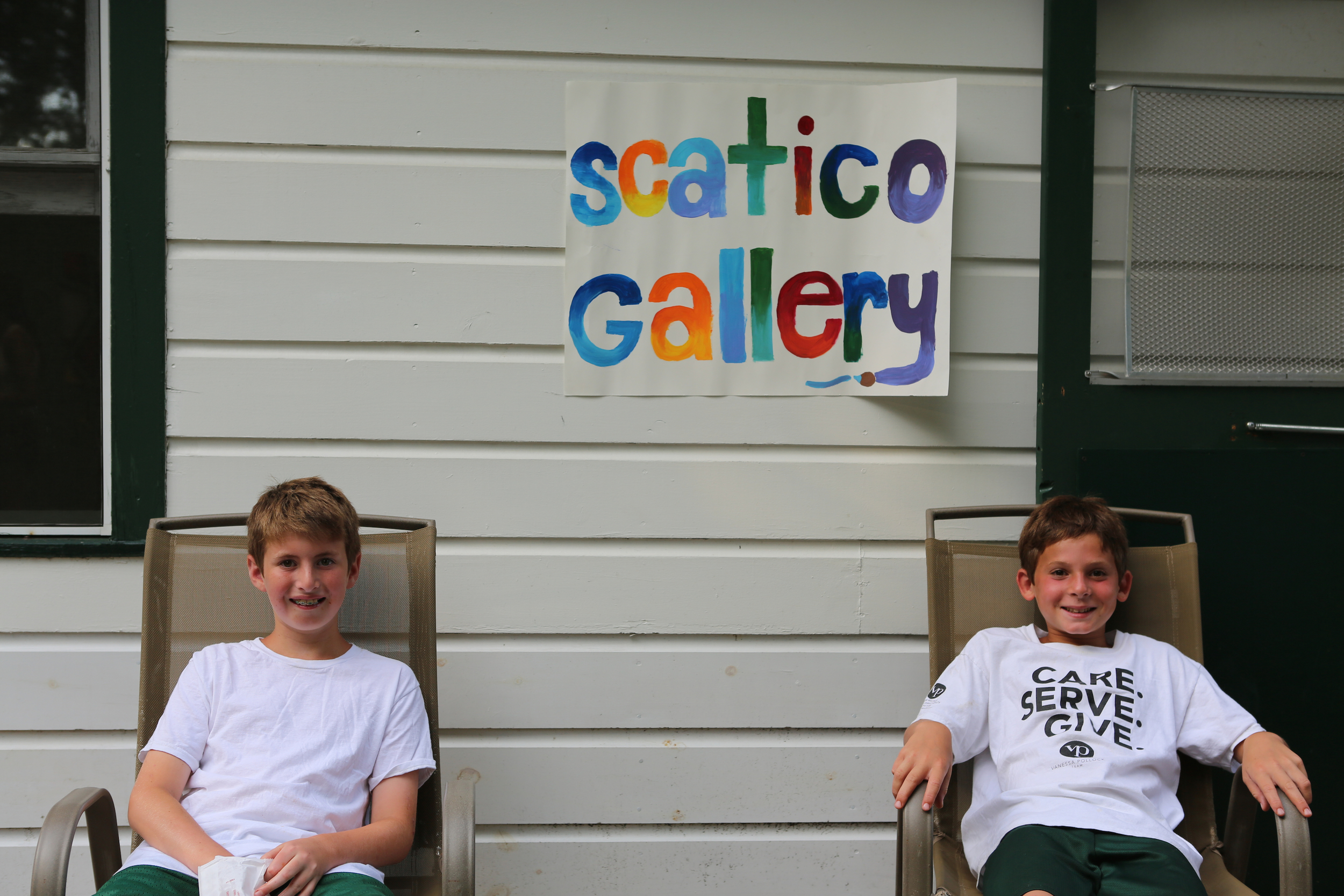 Welcome to the Scatico Gallery