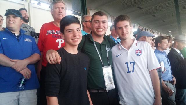 Matt, Josh, and Jon