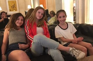 Violet, Jane and Meryl