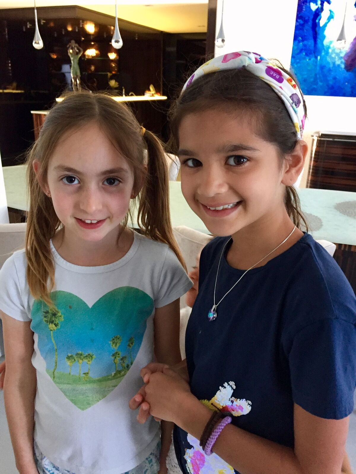 Charlotte and Denali