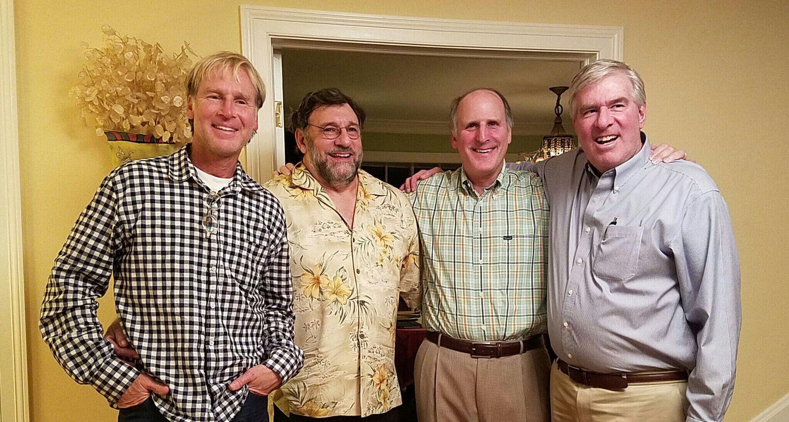 Jack, Matt, Larry and Steve