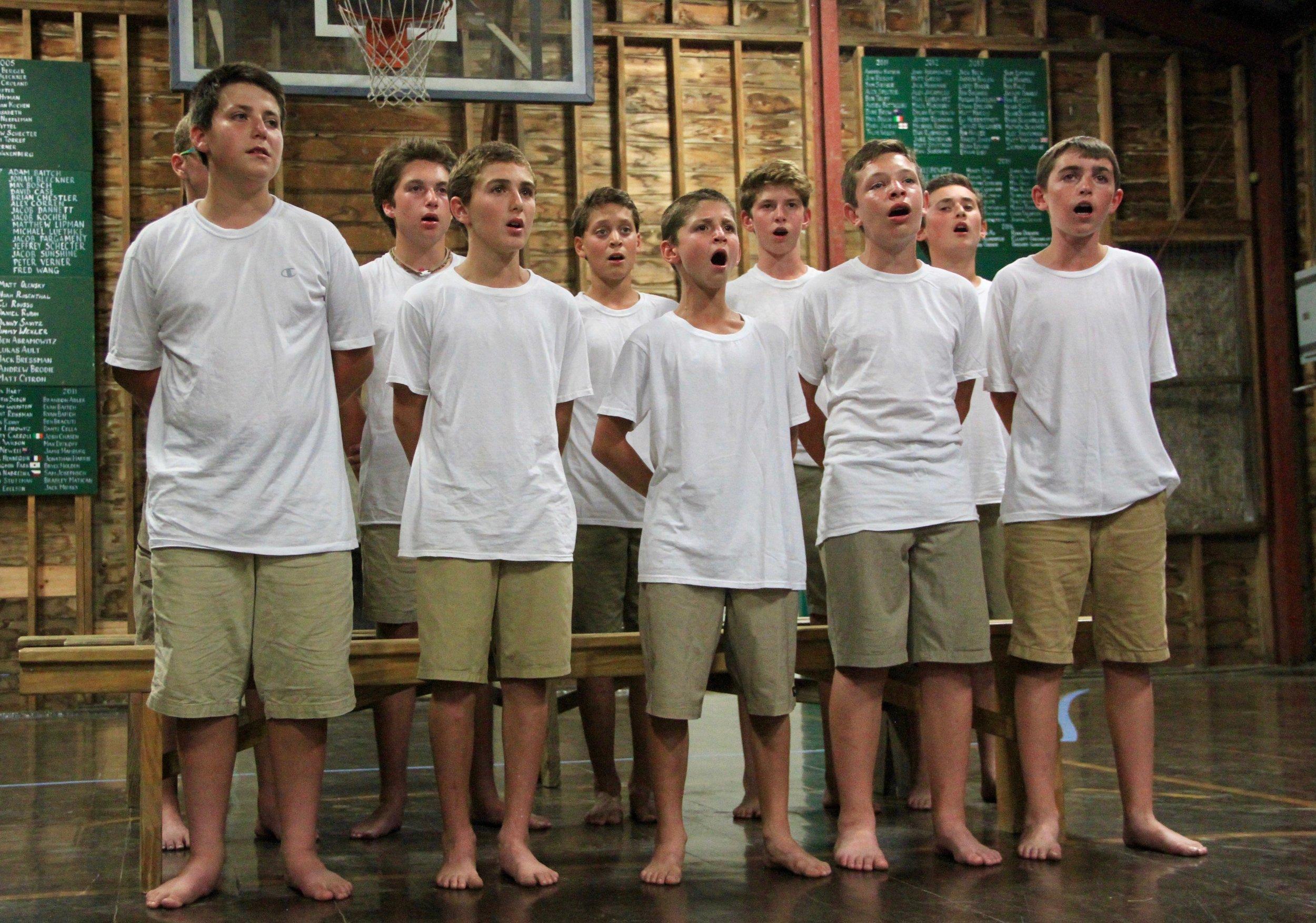 Sub-Senior Boys