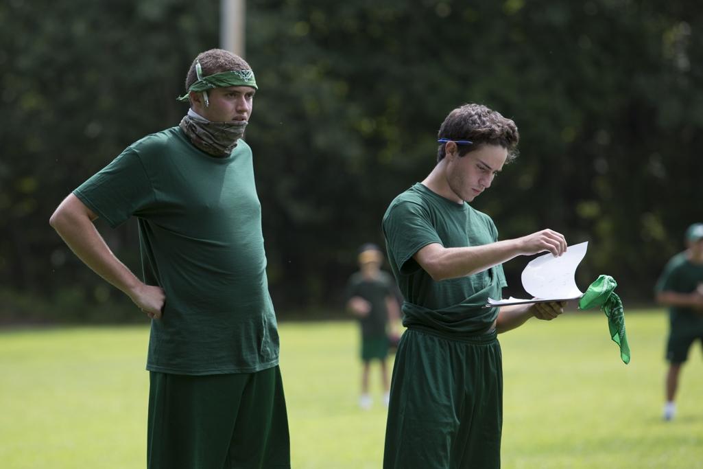 Green Generals Trichon and Bracutti