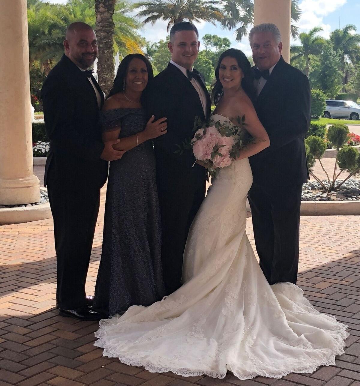 Jason, Ellen, Geoff, Jenni and Chas