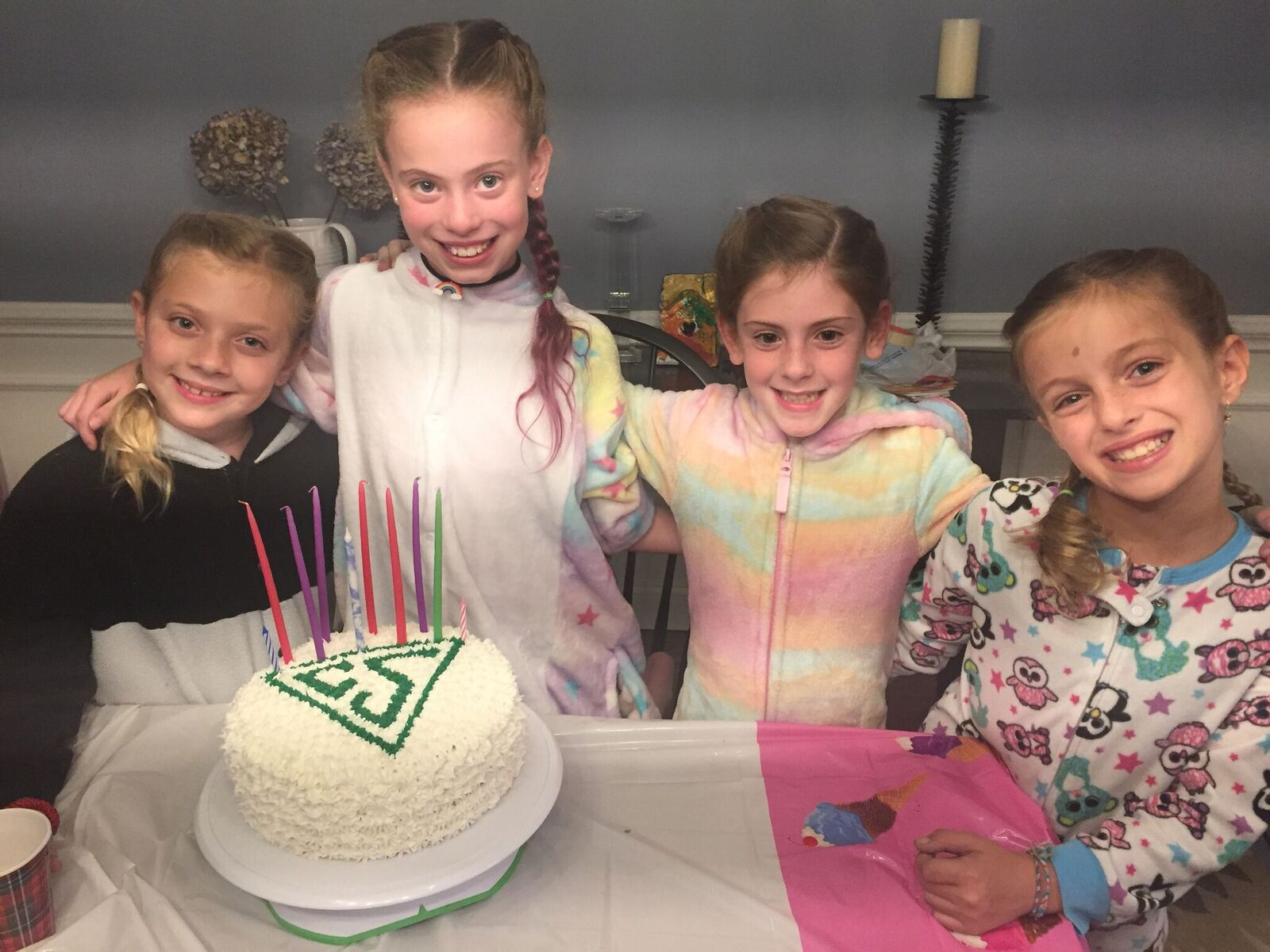 Charlotte's Birthday