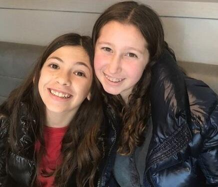 Sadie & Ella