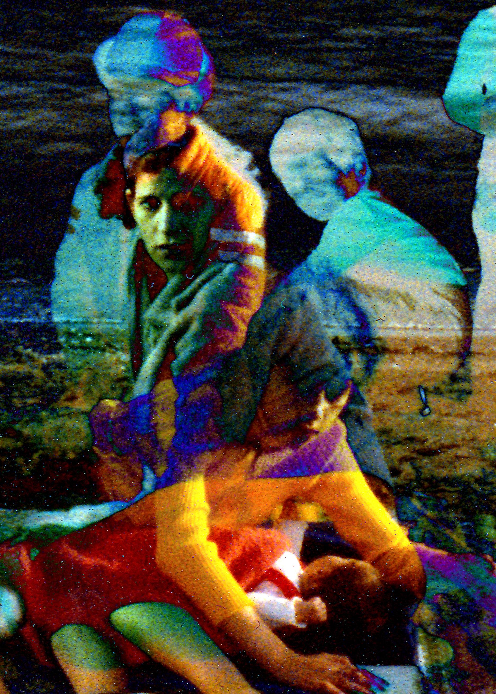 Setareh Shahbazi, Spectral Days, 2013, C-Prints oder Pigmentprints, verschiedene Maße, Edition von 3 + 1 AP, Courtesy die Künstlerin und Gypsum Gallery, Kairo
