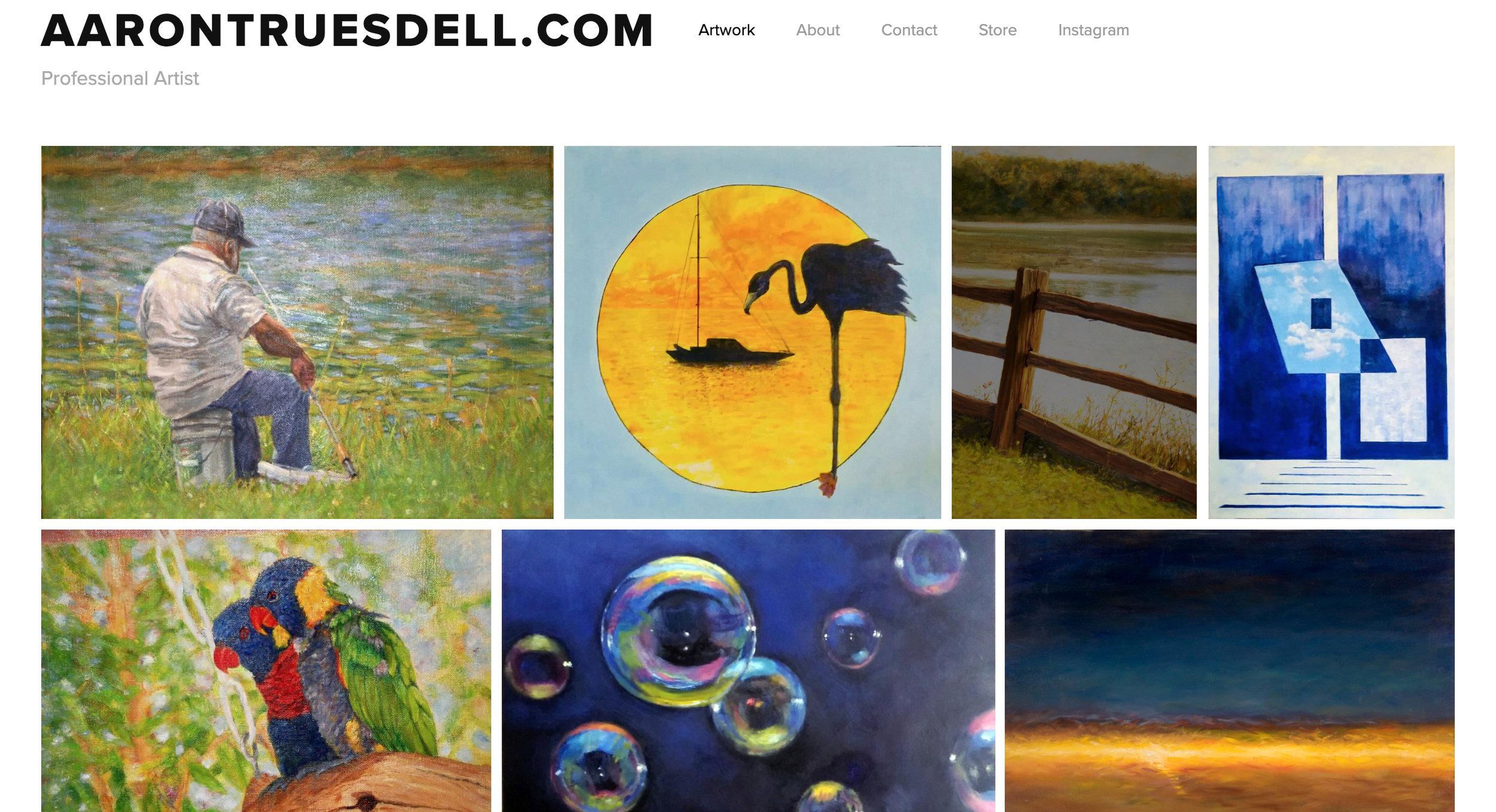 AaronTruesdell.com
