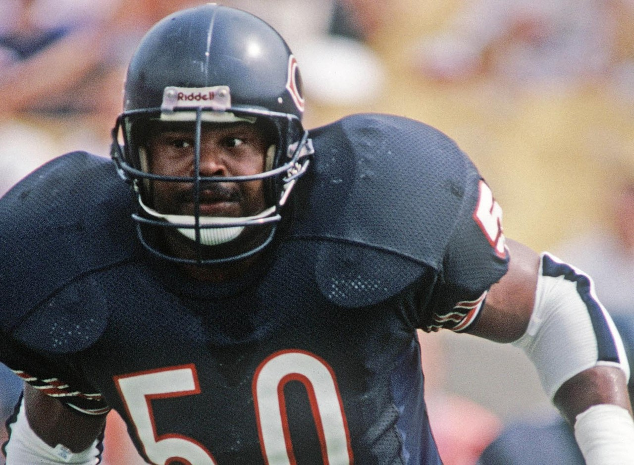 PICTURED: MIKE SINGLETARY, CREDIT: NFL