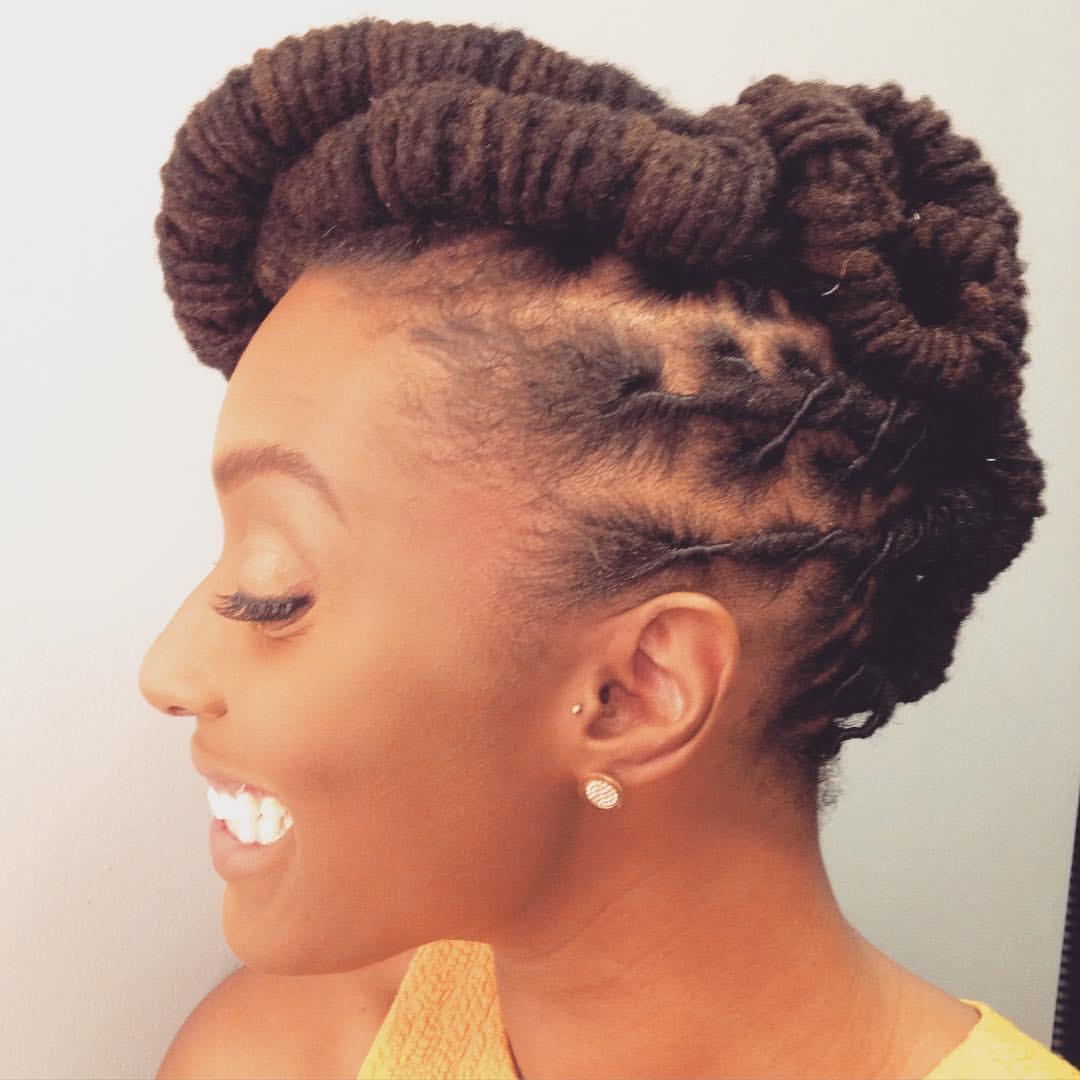 Pictured here: Franchesca Ramsey, via chescaleigh.com