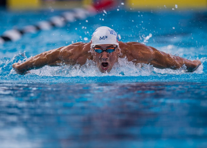 Credit: Peter Bick/Swimming World Magazine