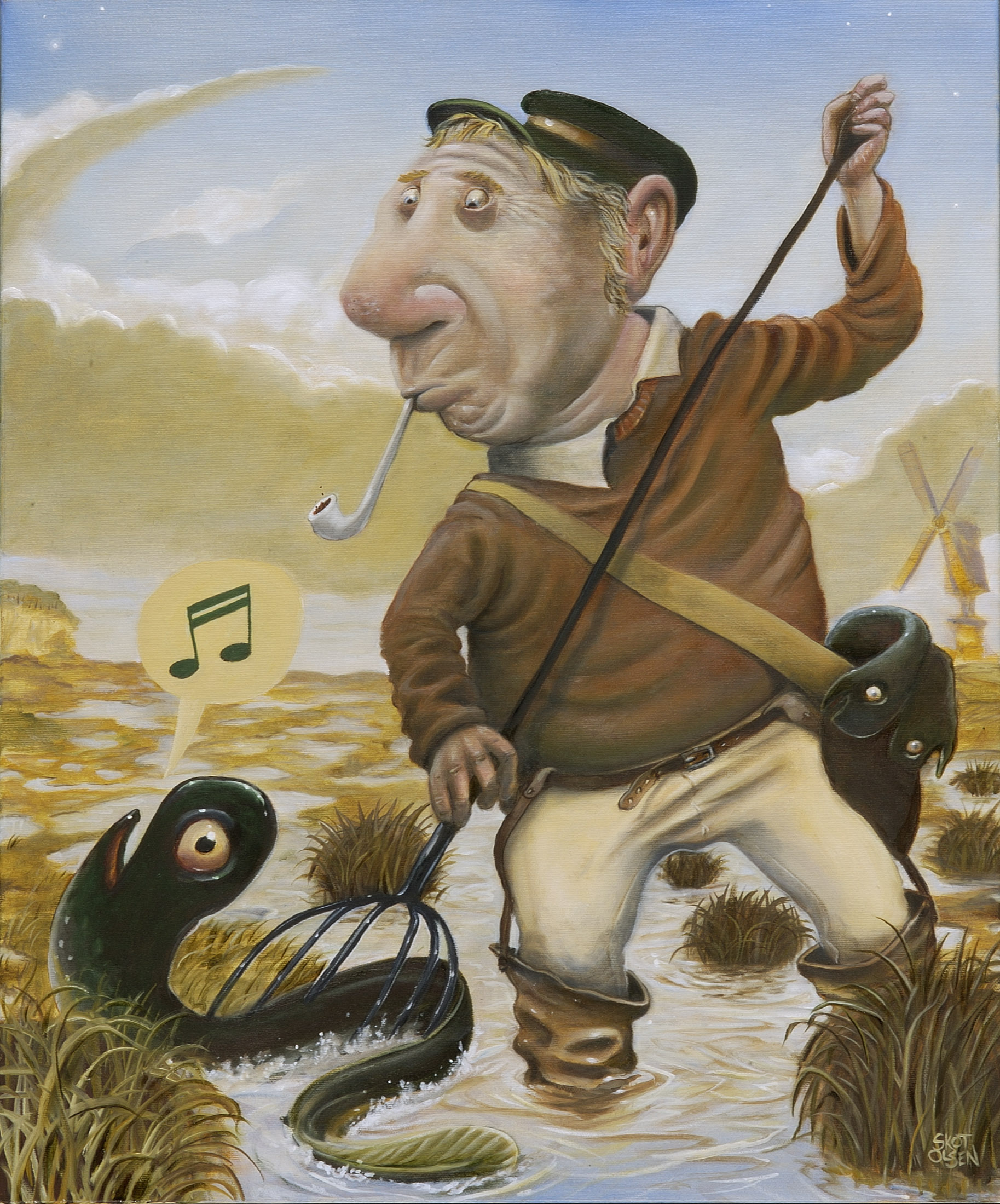 The Singing Eel