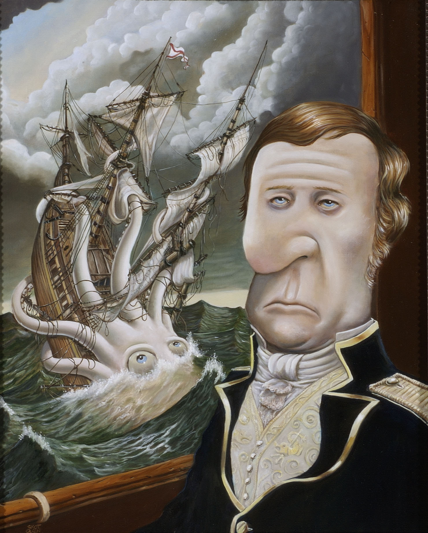 Alexander's Leviathan