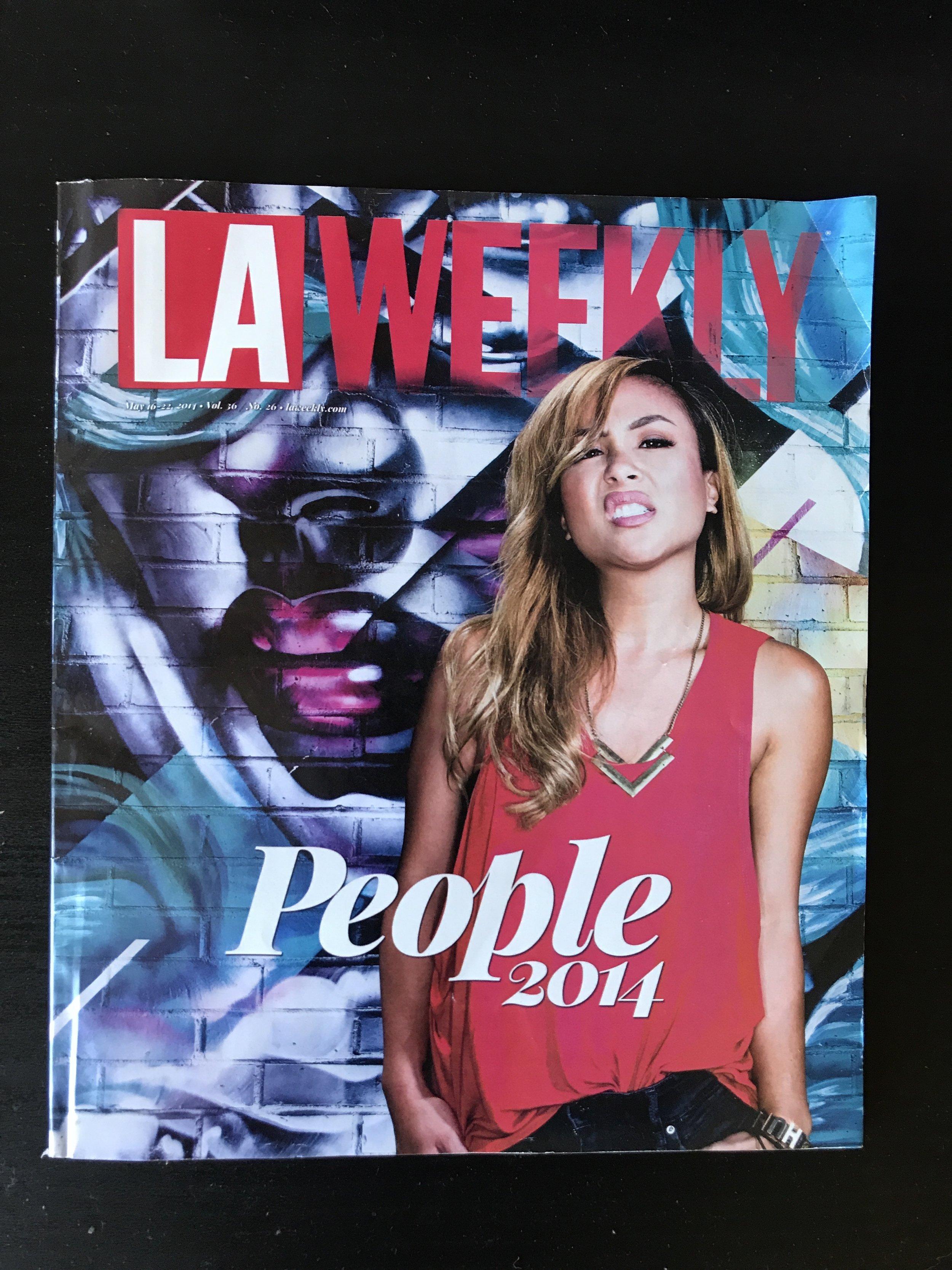 LA WEEKLY -