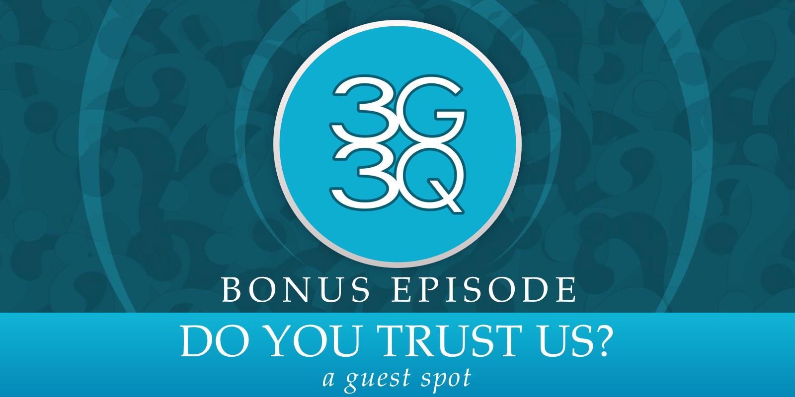 Bonus - 3G3Q