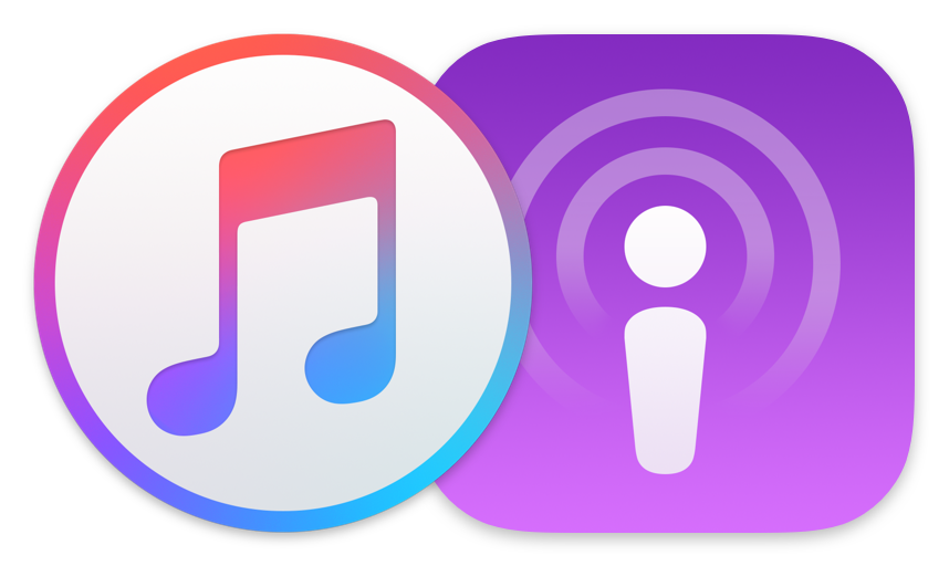 Subscribe in iTunes or in Apple'sPodcasts App