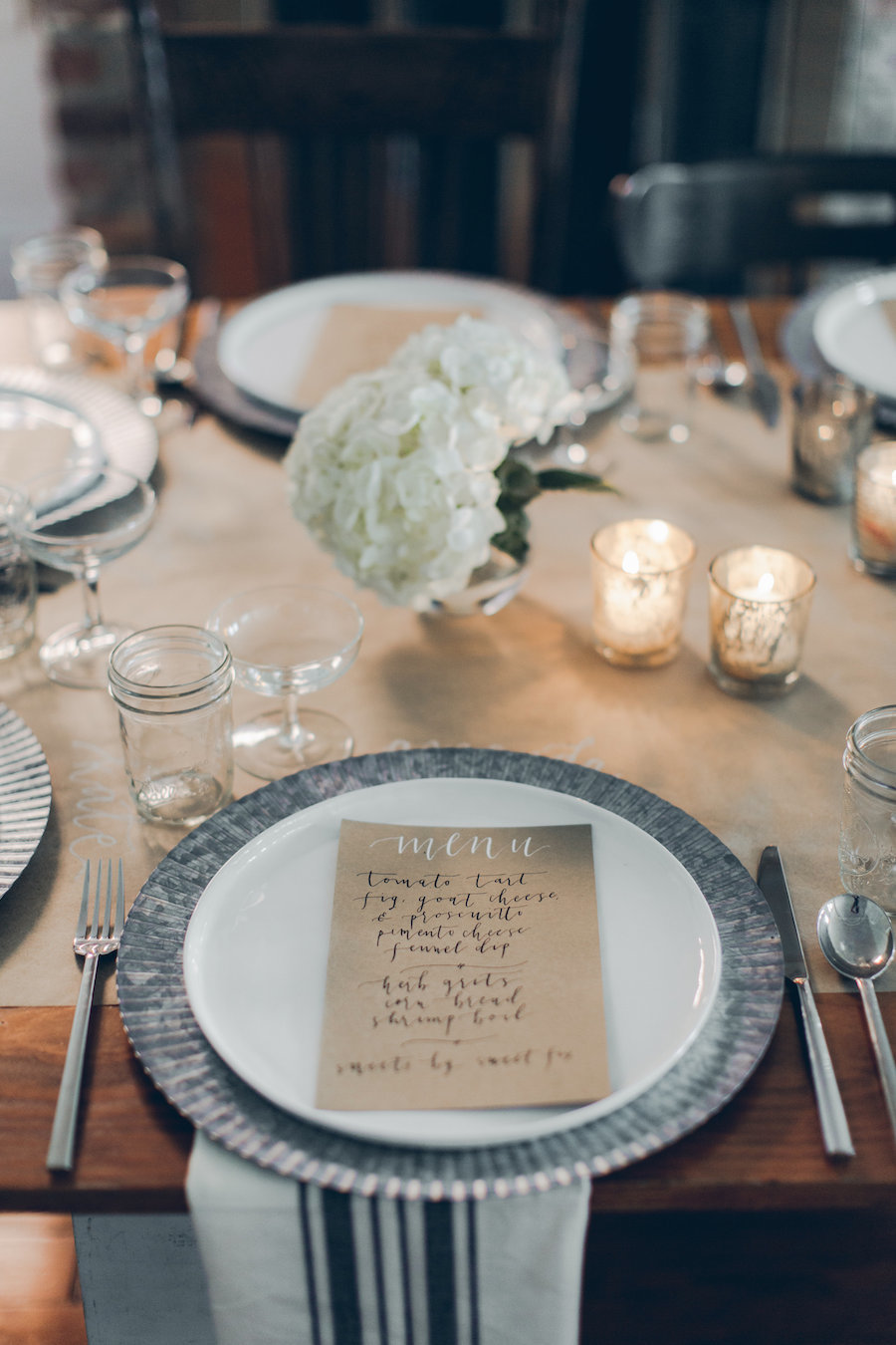Another place setting shot.