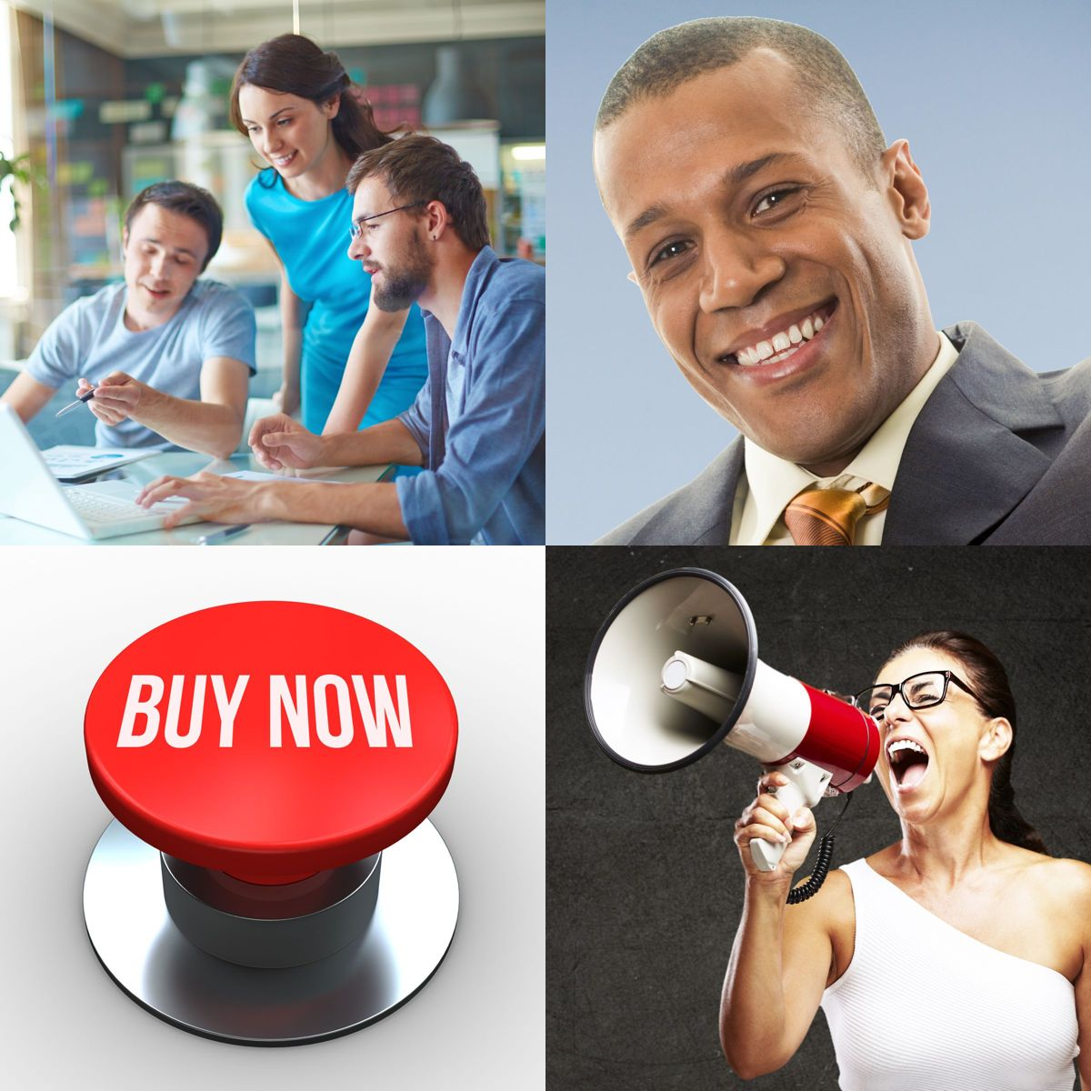 Moguls of Marketing & Sultans of Sales