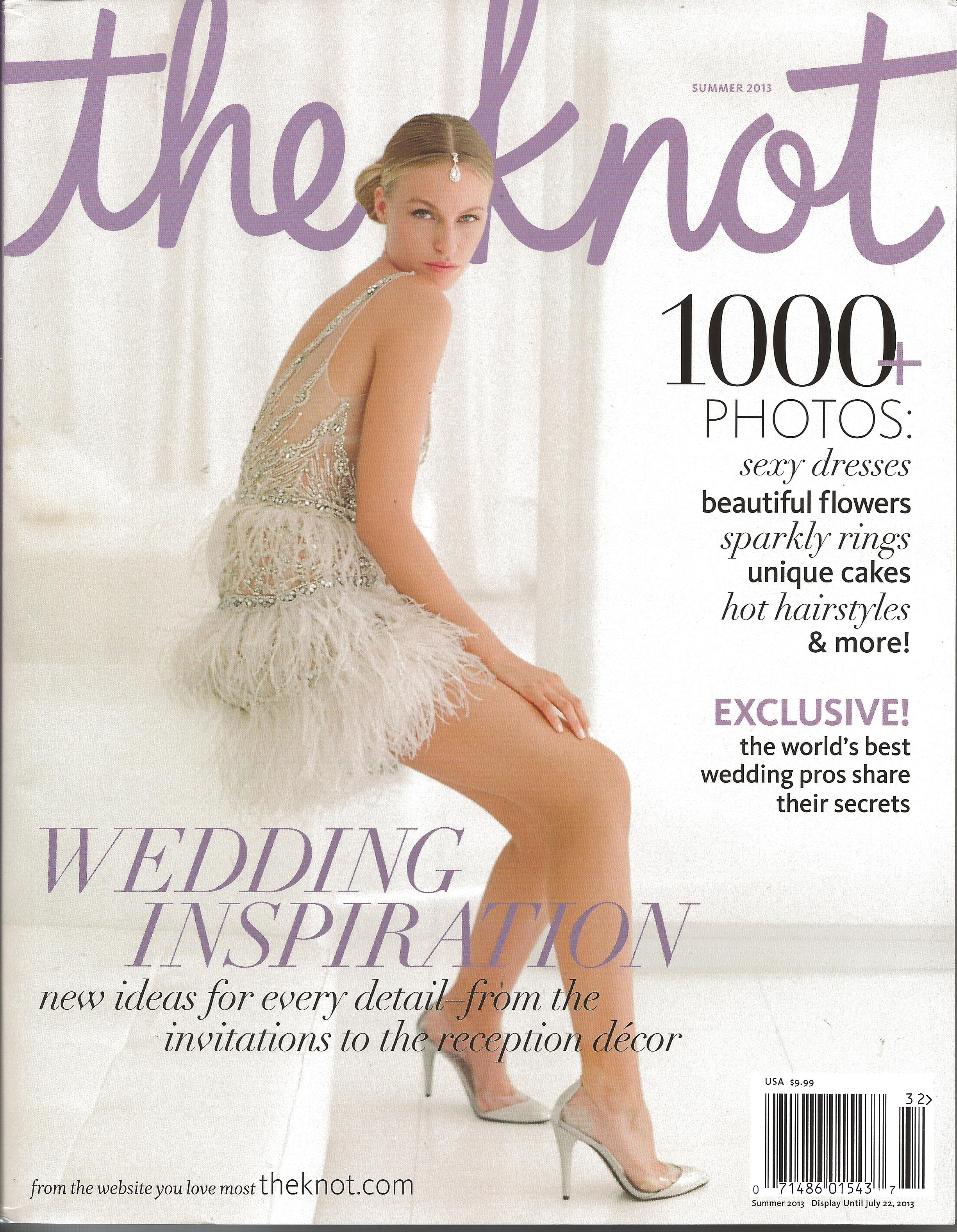 The Knot Magazine cover summer 2013.jpg