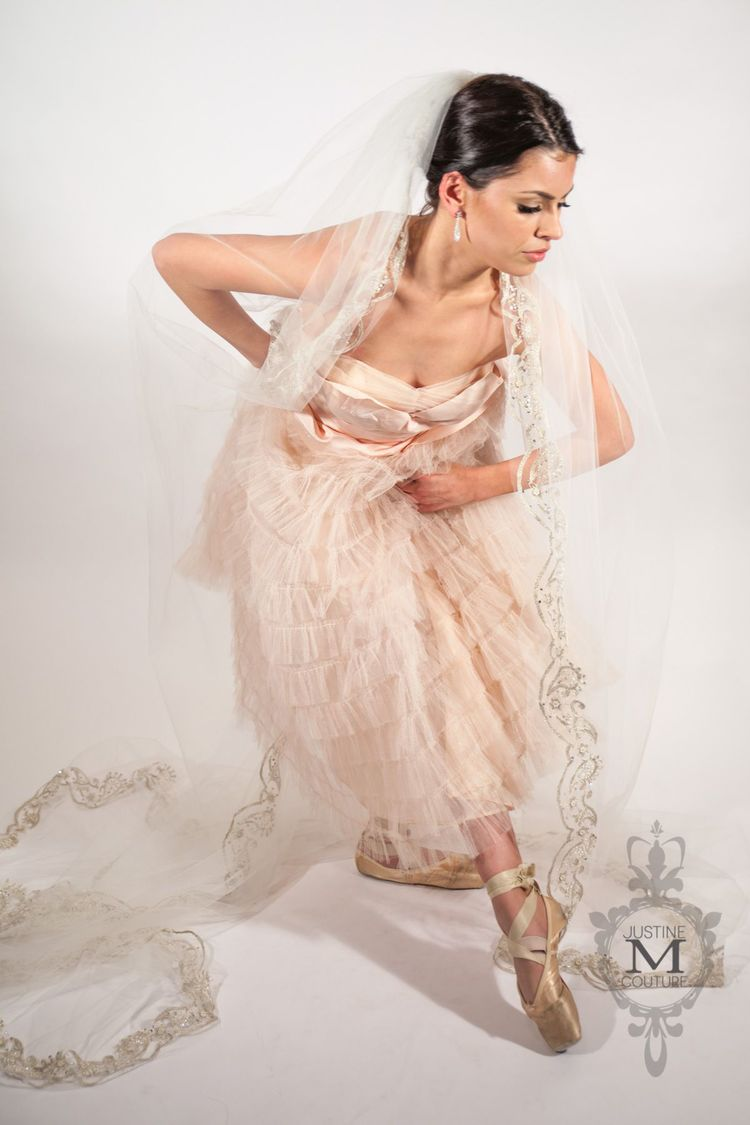 ThePaisley Veil from Embellished Collection