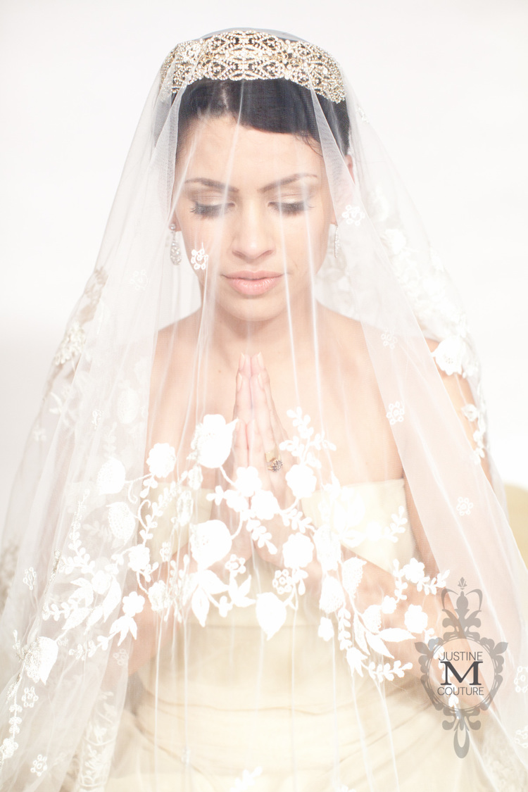 The Armonde Veil from The Avant Garde Collection
