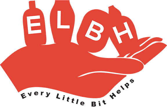 Every Little Bit Helps Logo