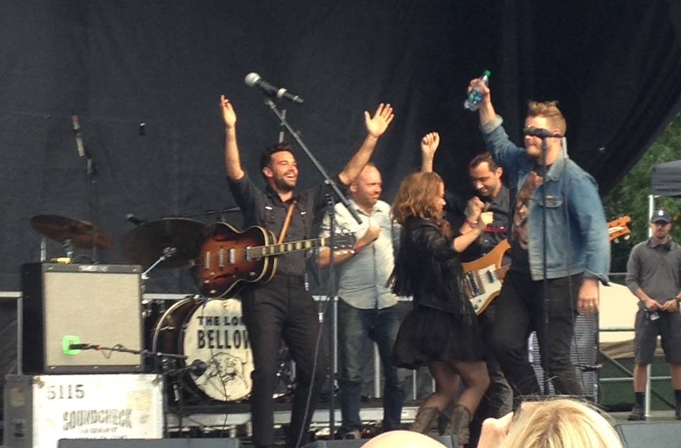 The Lone Bellow @ Landmark