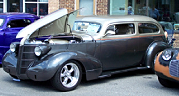 2011 Best of Show - 1937 Pontiac