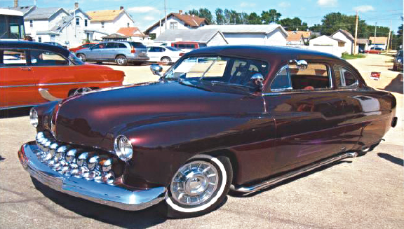 2012 Best of Show - 1951 Mercury