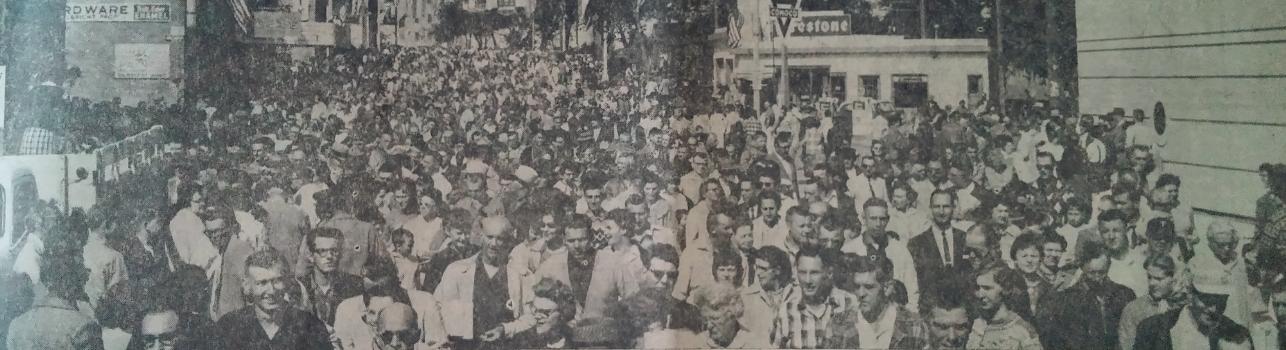1961 Kolacky Day