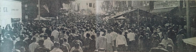 1961 Kolacky Day - South