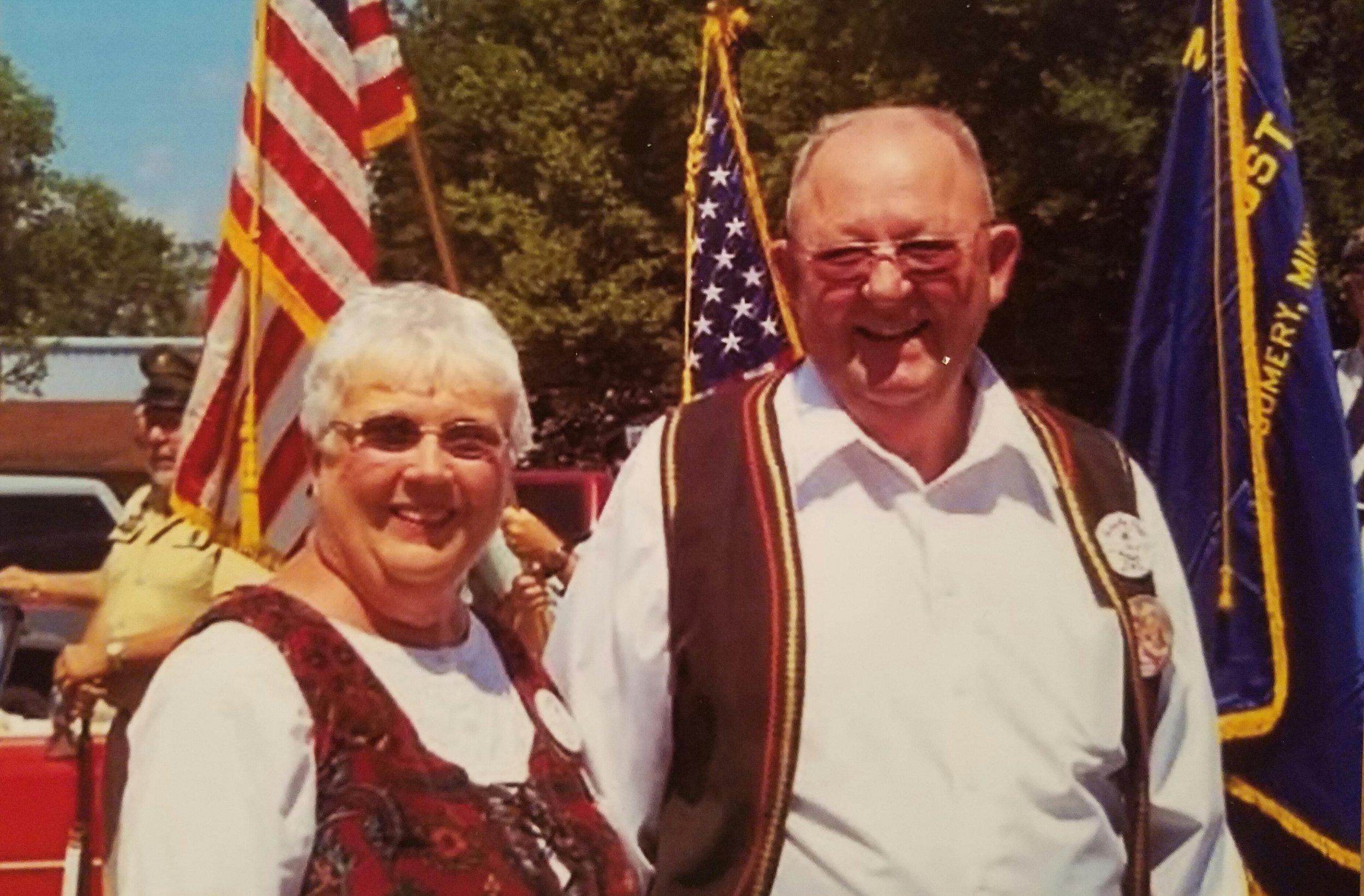 2007 - Ed & Mary Blumhoefer