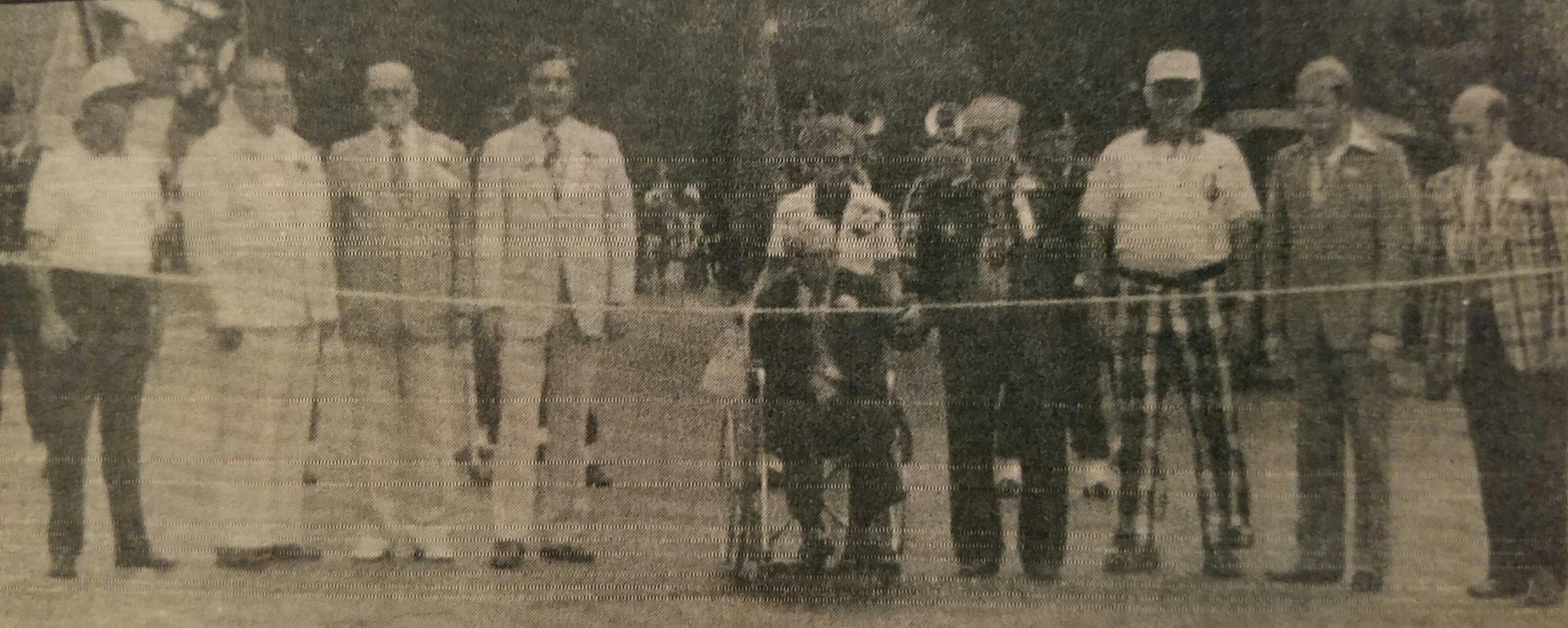 1977 - Frank & Ella Wisdorf