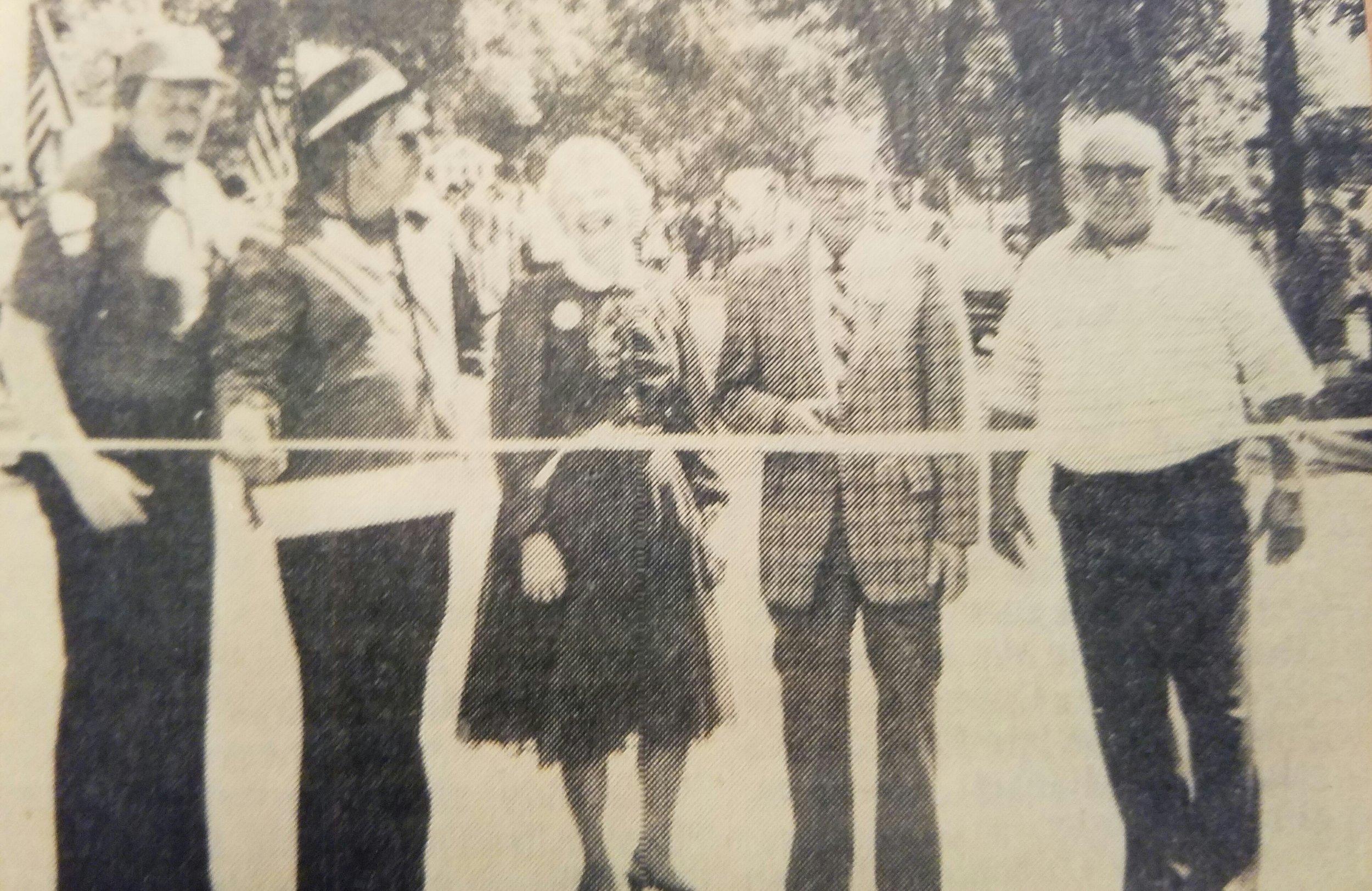 1982 - Ed & Eleanor Berninghaus