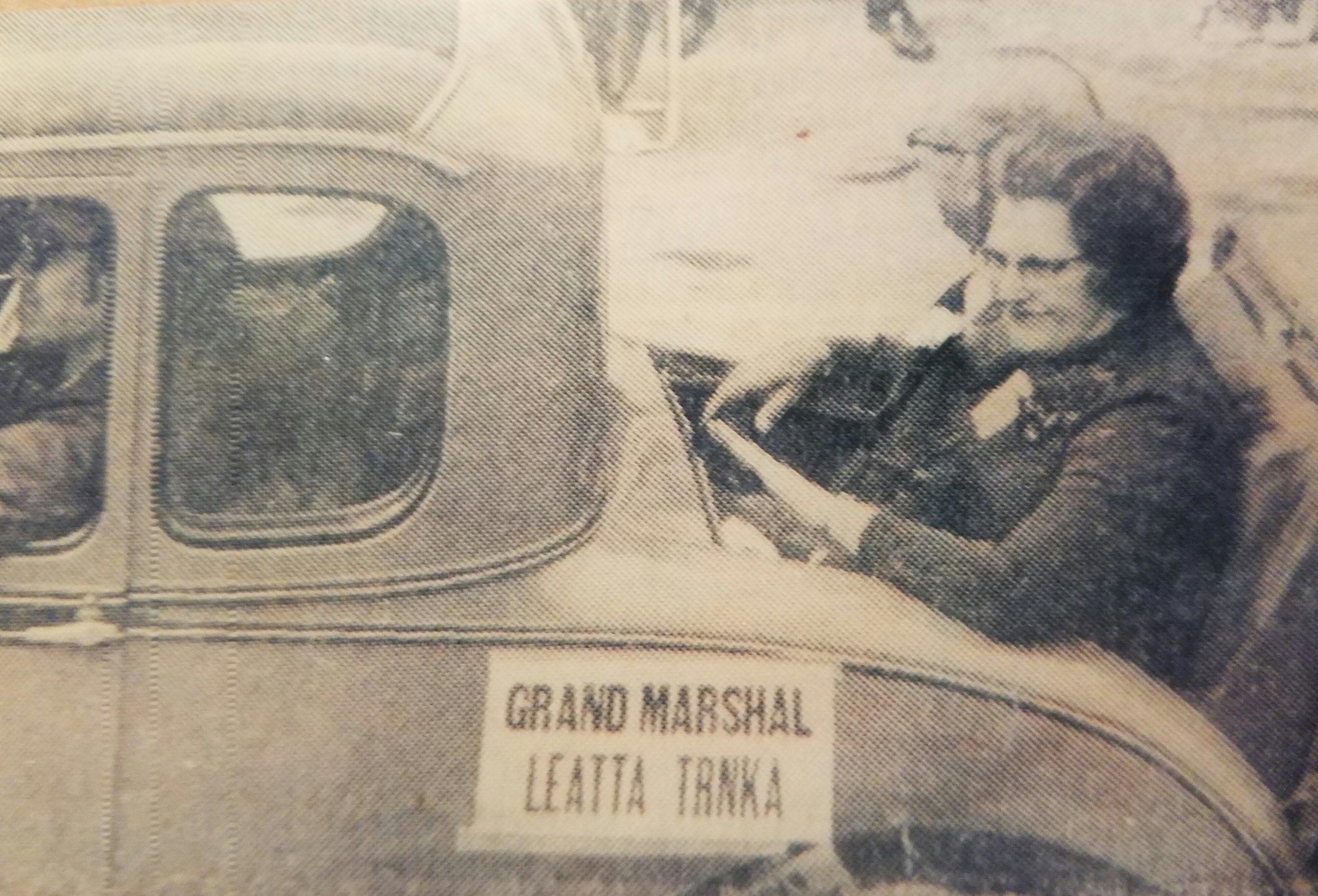 1974 - Mrs. Joe (Leatta) Trnka