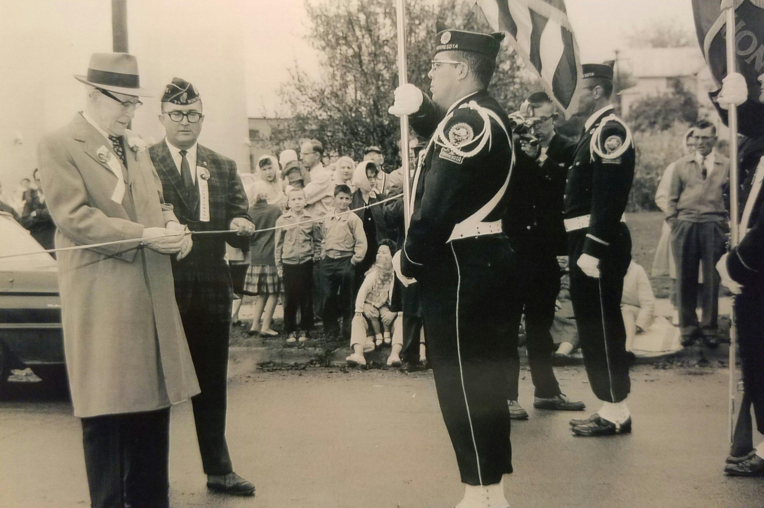 1962 - P.X. Kennedy