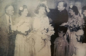 1939 Kolacky Day Royalty - Queen Arline Kline