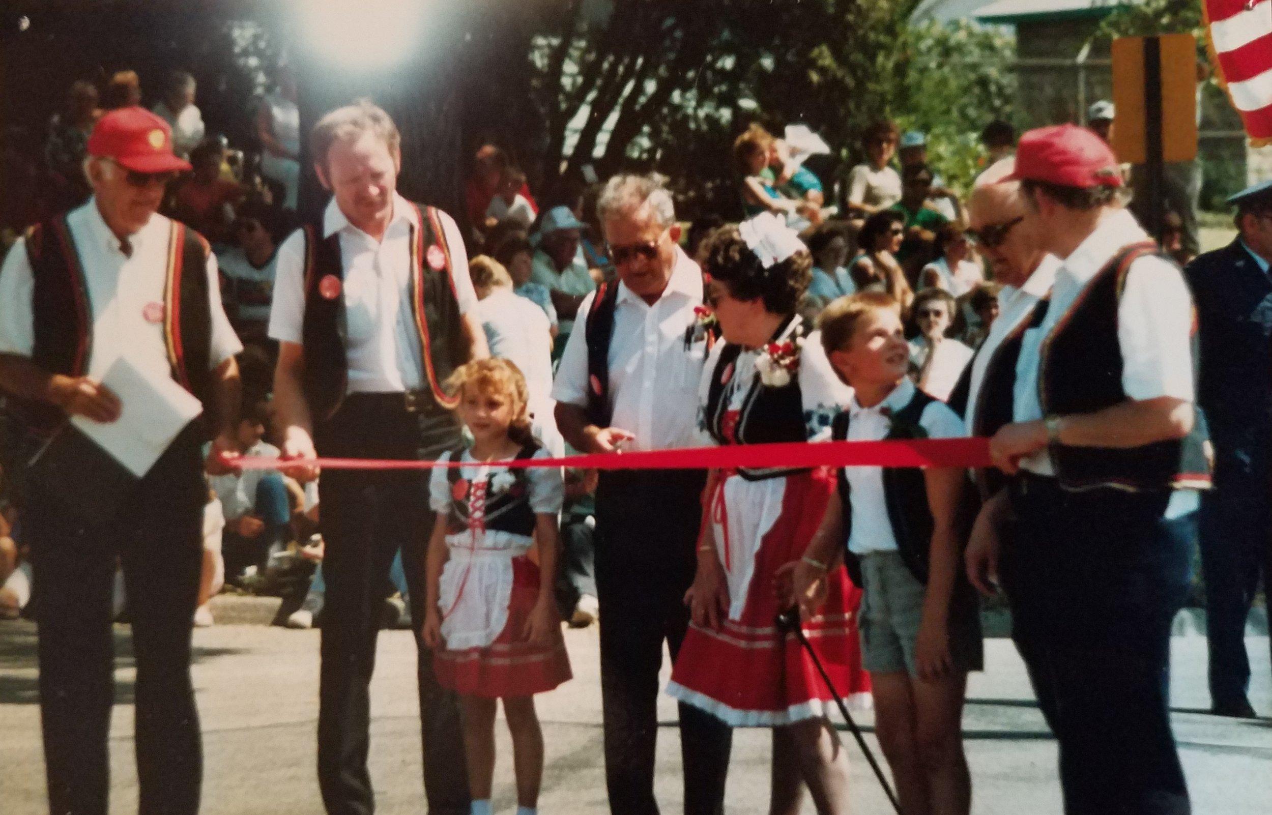 1988 - Ed & Dorothy Herman