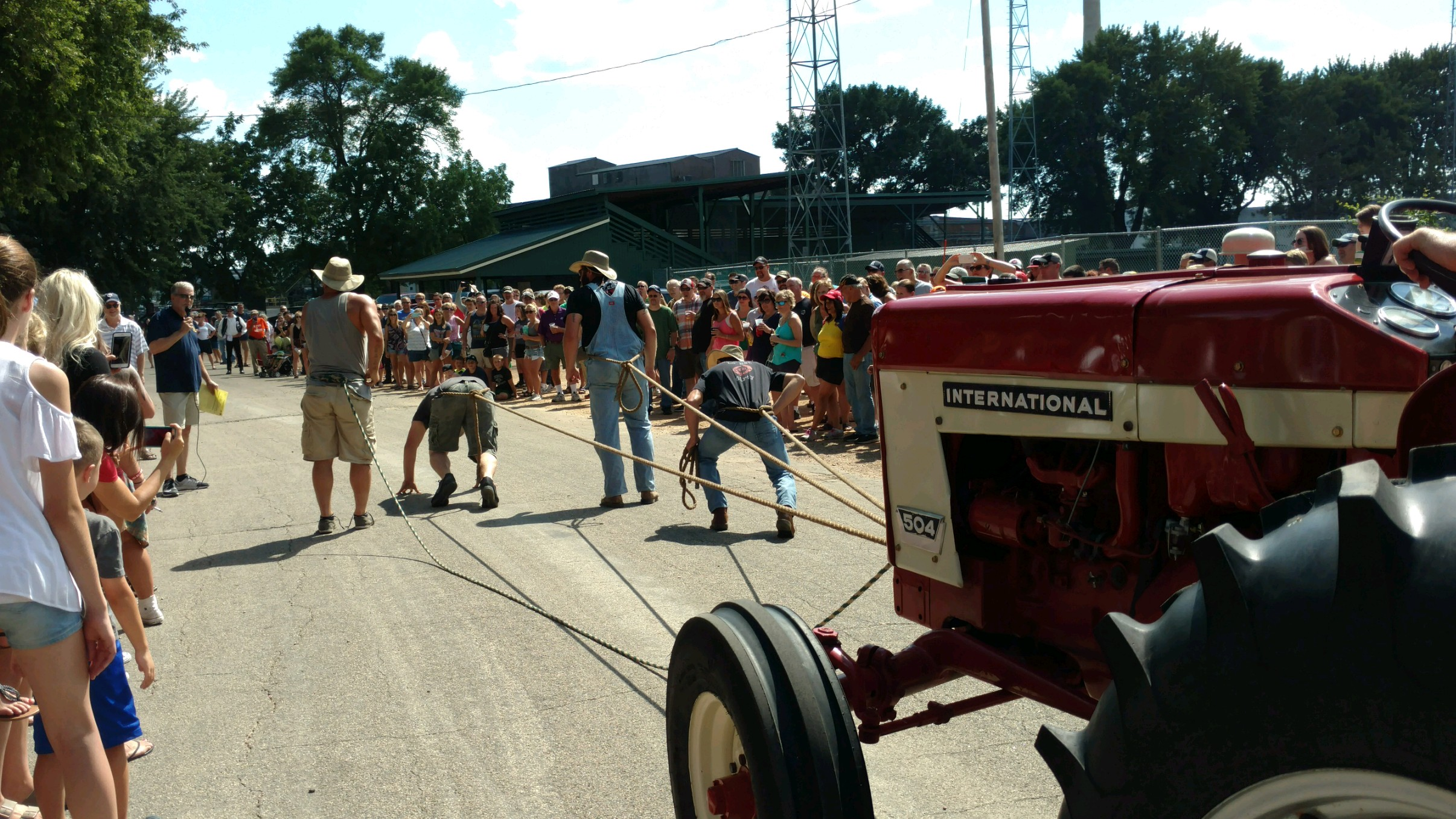Bohemian Tractor Pull