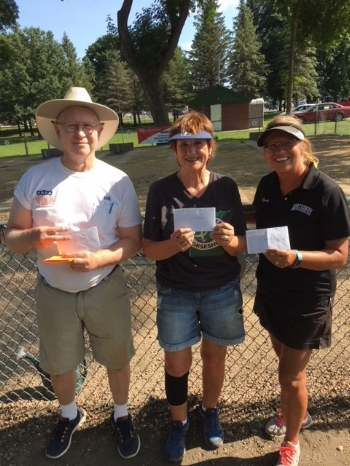 2018 Kolacky Days Horseshoe Tournament Winners